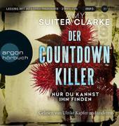 Cover-Bild zu Der Countdown-Killer - Nur du kannst ihn finden von Suiter Clarke, Amy
