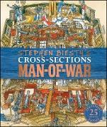 Cover-Bild zu Stephen Biesty's Cross-Sections Man-of-War (eBook) von Platt, Richard