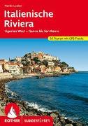 Italienische Riviera von Locher, Martin
