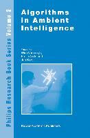 Cover-Bild zu Algorithms in Ambient Intelligence von Verhaegh, W. (Hrsg.)