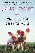 Cover-Bild zu The Lord God Made Them All von Herriot, James