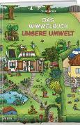 Cover-Bild zu Das Wimmelbuch Unsere Umwelt von Geser, Celine