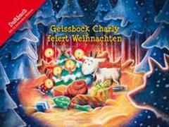 Geissbock Charly feiert Weihnachten von Rhyner, Roger