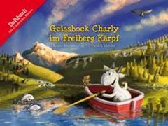 Geissbock Charly im Freiberg Kärpf von Rhyner, Roger