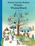 Winter-Wimmelbuch von Berner, Rotraut Susanne