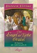 Das Engel der Liebe-Orakel von Virtue, Doreen