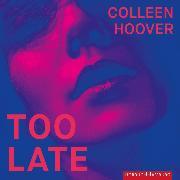 Cover-Bild zu Too late (Audio Download) von Hoover, Colleen
