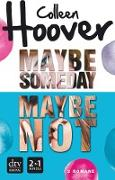 Cover-Bild zu Maybe Someday / Maybe Not (eBook) von Hoover, Colleen