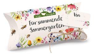 Cover-Bild zu Saatvogel Blumengrüße Für summende Sommergärten von Engeln, Reinhard (Gestaltet)