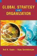 Cover-Bild zu Global Strategy and the Organization von Gupta, Anil K.