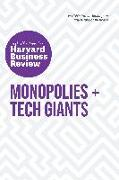 Cover-Bild zu Monopolies and Tech Giants: The Insights You Need from Harvard Business Review von Review, Harvard Business
