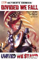 Cover-Bild zu Wood, Brian (Ausw.): Ultimate Comics Divided We Fall, United We Stand
