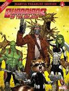 Cover-Bild zu Bendis, Brian Michael (Ausw.): Guardians of the Galaxy: All-New Marvel Treasury Edition