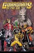 Cover-Bild zu Bendis, Brian Michael (Ausw.): Guardians of the Galaxy: New Guard Vol. 1: Emporer Quill