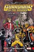 Cover-Bild zu Bendis, Brian Michael (Ausw.): Guardians of the Galaxy: New Guard, Volume 1: Emporer Quill