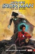 Cover-Bild zu Bendis, Brian Michael (Ausw.): Infamous Iron Man Vol. 2: The Absolution of Doom