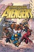 Cover-Bild zu Bendis, Brian Michael (Ausw.): NEW AVENGERS BY BRIAN MICHAEL