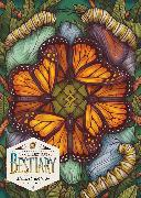 Cover-Bild zu The Illustrated Bestiary Puzzle: Monarch Butterfly (750 pieces) von Toll, Maia