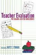 Cover-Bild zu Teacher Evaluation (eBook) von O'Hara, Kate (Hrsg.)