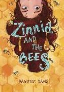 Cover-Bild zu Zinnia and the Bees von Davis, Danielle
