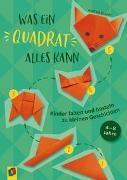 Cover-Bild zu Graner, Andrea: Was ein Quadrat alles kann
