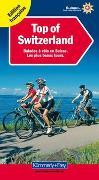Cover-Bild zu Top of Switzerland Balades à vélo en Suisse von Maurer, Raymond