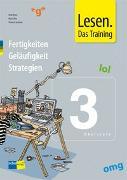 Cover-Bild zu Lesen. Das Training 3 (Oberstufe) von Kruse, Gerd