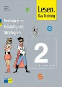Cover-Bild zu Lesen. Das Training 2 (Mittelstufe) von Kruse, Gerd
