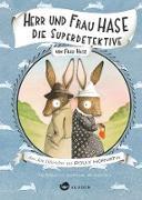 Cover-Bild zu Herr und Frau Hase - Die Superdetektive (eBook) von Horvath, Polly