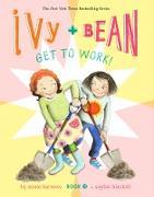Cover-Bild zu Ivy and Bean Get to Work! (Book 12) (eBook) von Barrows, Annie