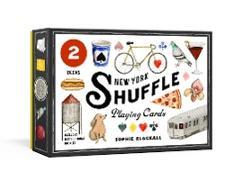 Cover-Bild zu New York Shuffle Playing Cards von Blackall, Sophie