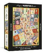 Cover-Bild zu Magical Manhattan Puzzle von Blackall, Sophie