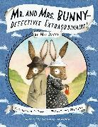 Cover-Bild zu Mr. and Mrs. Bunny--Detectives Extraordinaire! (eBook) von Horvath, Polly