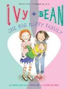 Cover-Bild zu Ivy and Bean One Big Happy Family (Book 11) von Barrows, Annie