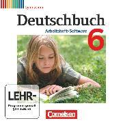 Cover-Bild zu Deutschbuch Gymnasium, Zu Allgemeine Ausgabe - Hessen, Niedersachsen, Nordrhein-Westfalen, Rheinland-Pfalz, 6. Schuljahr, Übungs-CD-ROM zum Arbeitsheft von Grunow, Cordula