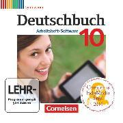 Cover-Bild zu Deutschbuch Gymnasium, Zu Allgemeine Ausgabe - Hessen, Niedersachsen, Nordrhein-Westfalen, Rheinland-Pfalz, 10. Schuljahr, Übungs-CD-ROM zum Arbeitsheft