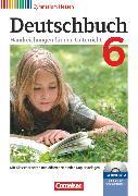 Cover-Bild zu Deutschbuch Gymnasium, Hessen G8/G9, 6. Schuljahr, Handreichungen für den Unterricht, Kopiervorlagen und CD-ROM, Mit digitalem Unterrichtsplaner von Brenner, Gerd