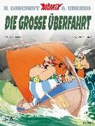 Cover-Bild zu Die große Überfahrt von Goscinny, René