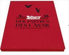 Cover-Bild zu Der Papyrus des Cäsar Super Luxusedition von Ferri, Jean-Yves