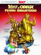 Cover-Bild zu Asterix und Obelix feiern Geburtstag von Goscinny, René