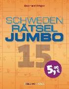 Cover-Bild zu Schwedenrätseljumbo 15 von Krüger, Eberhard