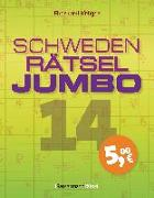 Cover-Bild zu Schwedenrätseljumbo 14 von Krüger, Eberhard