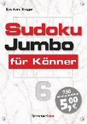 Cover-Bild zu Sudokujumbo für Könner 6 von Krüger, Eberhard