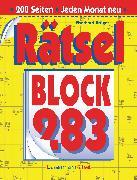Cover-Bild zu Rätselblock 283 (5 Exemplare à 2,99 ?) von Krüger, Eberhard