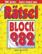 Cover-Bild zu Rätselblock 282 (5 Exemplare à 2,99 ?) von Krüger, Eberhard