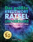 Cover-Bild zu Das größte KreuzwortRätsel des Universums von Krüger, Eberhard