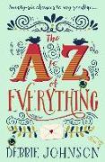 Cover-Bild zu A-Z of Everything (eBook) von Johnson, Debbie