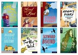 Cover-Bild zu Oxford Reading Tree TreeTops Reflect: Oxford Levels 18-20: Mixed Pack von Prue, Sally