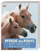 Cover-Bild zu Pferde und Ponys von Borst, Bettina (Übers.)