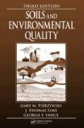 Cover-Bild zu Soils and Environmental Quality von Pierzynski, Gary M.
